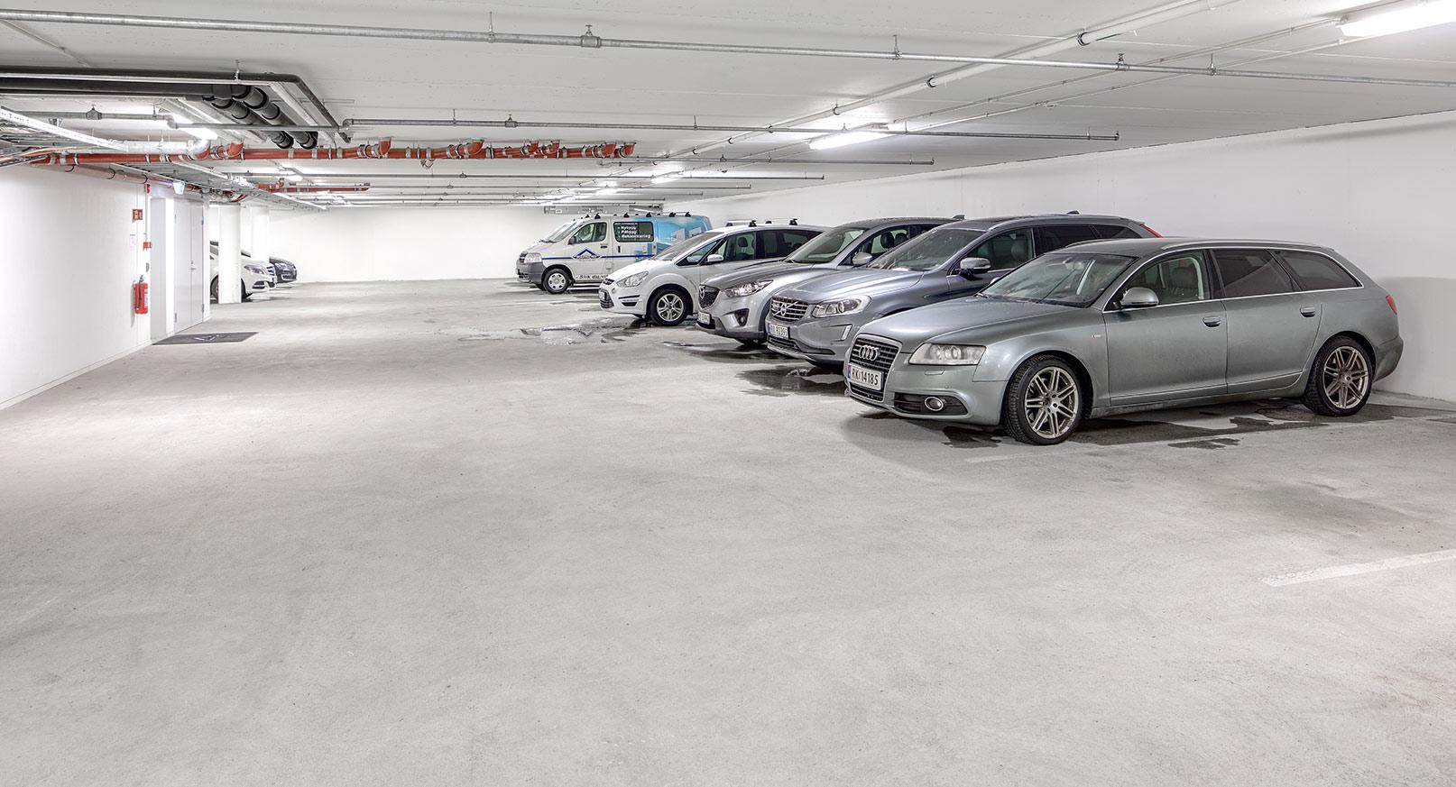inne parkeringsplasser